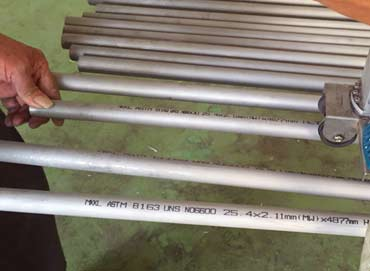 SCH 10 904L Stainless Steel Pipe