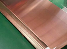 C70600 copper nickel thick sheet
