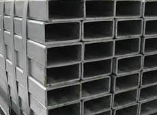 Alloy Steel Rectangular Tubes