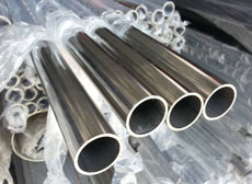ASTM A249 Polished Steel Pipe