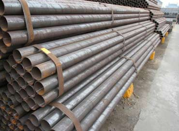 A672 gr C65 EFW Straight Welded pipe