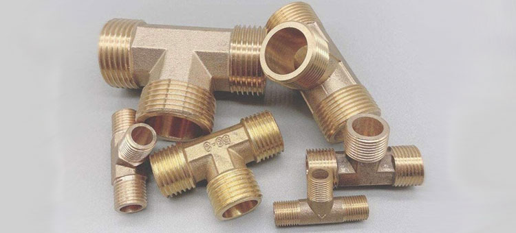 Brass Fittings and ASTM B62 Compression Pipe Elbow manufacturer India