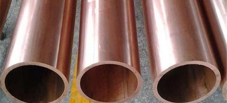 Copper Pipe Copper Uns C12200 Seamless Pipe Welded Copper Pipe