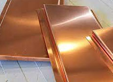 cuni 90/10 Copper nickel brass sheet