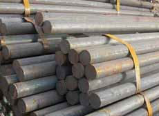 Hot Rolled Mild Steel Astm A105 Round Bar