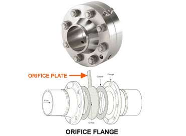 ASME SA182 316L Stainless Steel Orifice Flanges