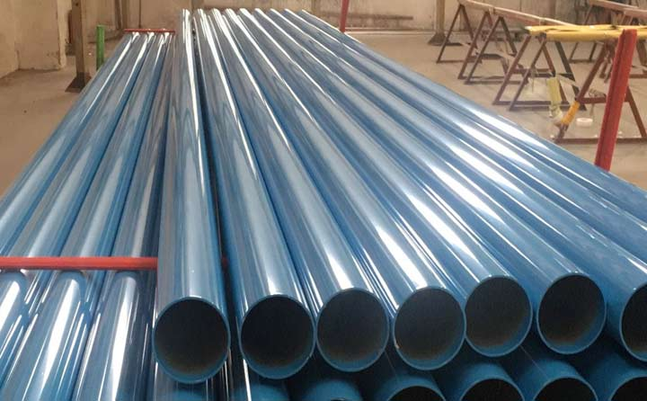 Powder Coated Pipe