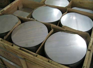 Stainless Steel Circle 304L