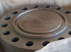 Schedule 40 pn16 stainless steel blind flange