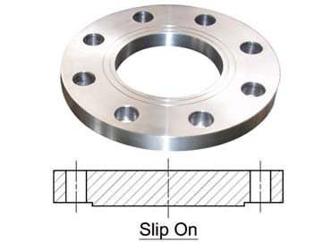 316L Stainless Steel Slip on Flanges