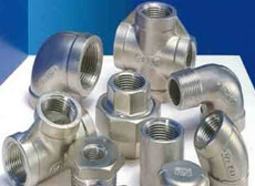 Ss Threaded Pipe Fittings